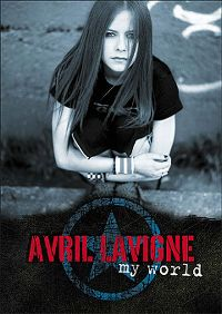 Cover Avril Lavigne - My World [DVD]